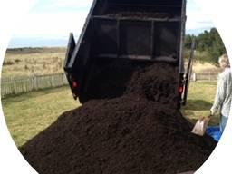 С доставкой грунт, щебень, чернозем, овражный песок