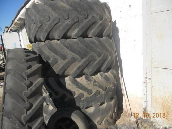 Продам шины б. у. комбайна дон т-150 прт-10