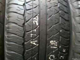 Продам шины Dunlop AT20 265/60 R18