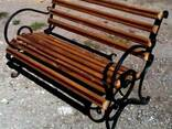 Продам скамейку для улицы - фото 1