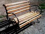 Продам скамейку для улицы - фото 5