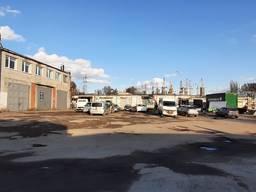 Продам складской комплекс 3400кв. Г. Сталинграда