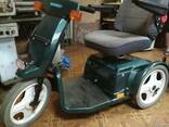 Продам скутер трехколесный Booster TC-128 Town&Country