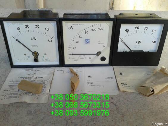 Продам со склада ваттметры Д37, Д365, Ц301 и другие