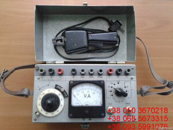 Продам со склада вольтфазометр ВАФ-85М