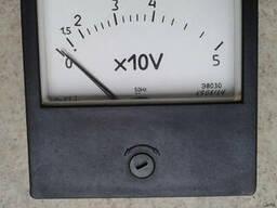 Продам со склада вольтметры Э8030 (Э-8030, Э 8030) на 50В