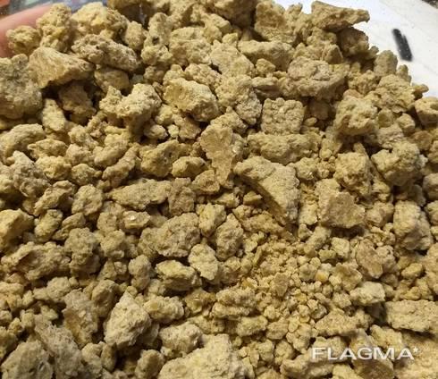 Жмых(Макуха) соевый протеин - 41-42%, Доставка по всей Украине