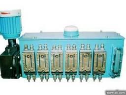 Продам станции смазочные многоотводные