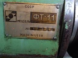 Продам станок токарный ФТ11