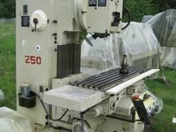 Продам станок Вертикальный фрезерный FSS-400