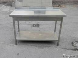 Продам стол из пищевой нержавейки Киев