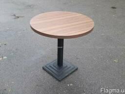 Продам столы бу круглые для кафе, бара 1400грн - фото 2