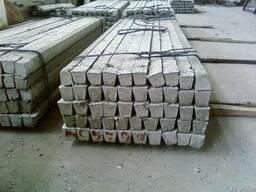 Продам стовпи залызобетонні С-1 довжина 2, 2м , 2, 4м , 3м