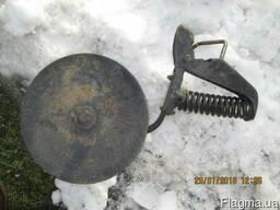 Продам стойку пружину диск глубокорихлителя джон дір 2700