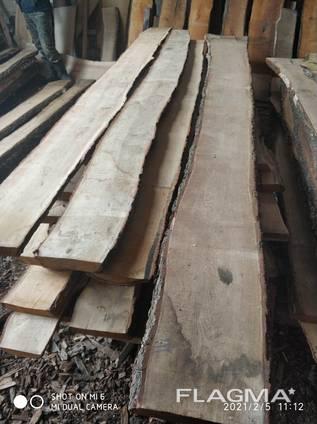 Продам сухі дубові дошки товщиною 50мм