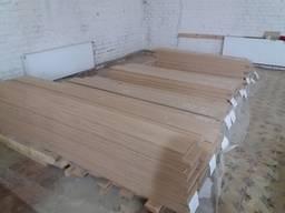 Продам дубовую калиброванную ламель со склада