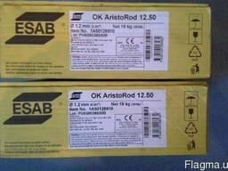Продам сварочную проволку ESAB 1.2 мм