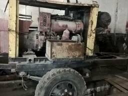 Продам сварочный аппарат колесный АДД - 4001 -у1 1991 г