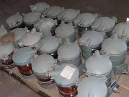 Продам светильники СС557,558