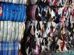 Продам текстиль на переработку