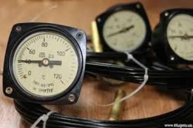 Продам термометр капилярный ТПП-2В 12 м