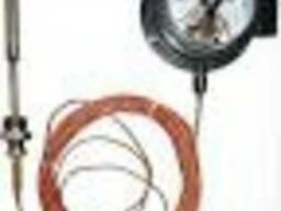 Продам термометры манометрические показывающие сигнализирующ