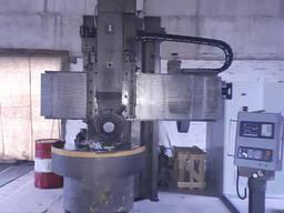 Продам токарно-карусельный станок 1512ф3 после модернизации