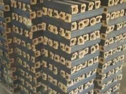 Продам топливный брикет из дуба Пиникей с НДС для топки