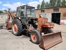 Продам трактор ЭО-2621В-3