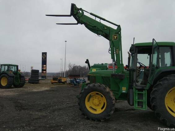 Продам Трактор John Deere 6600.6506.6900 Джон Дир
