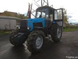 Продам трактор колесный МТЗ-1221