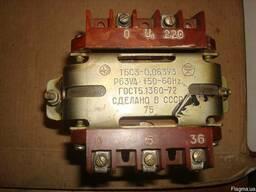 Продам трансформаторы ТБС.
