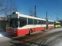 Продам троллейбус Mersedes O 405GTZ.