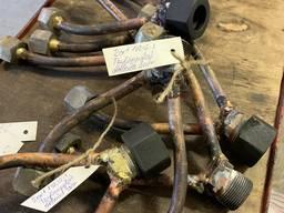 Продам трубопровод к компрессору 2ок1 2ок1.192.9сб-1