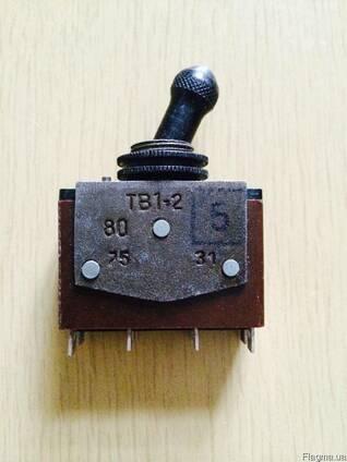Продам тумблера П2Т-1....23, ТВ1-1,ТВ1-2,ТВ1-4