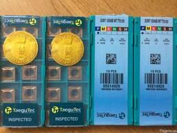 Продам твердосплавные пластины TaeguTec SCMT 120408MT TT5100