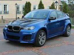 Продам тюнинг аксессуары для BMW X6 E71