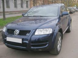 Продам тюнинг аксессуары для Volkswagen Touareg GP 2003-2007