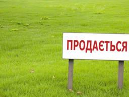 Фасадный Участок 5, 2 га, трасса Киев-Чоп