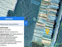 Продам фасадный участок Киевская трасса (с. Ягодное)