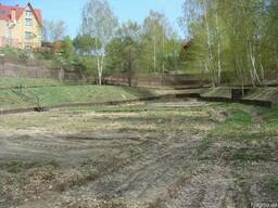 Продам участок Киево - Святошинский район с.Лесники - 38 с