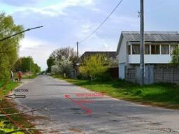 Продам участок под строительство дома/дачи в Борисполе.8 сот
