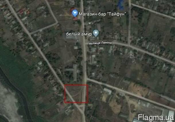 Продам участок с. Егоровка 40 км от г. Одессы
