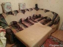 Продам угловой диван и кресло. - фото 3
