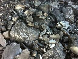 Уголь пламенный марка ДГ отборной кулак-днепр