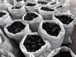Продам уголь вбрикетах