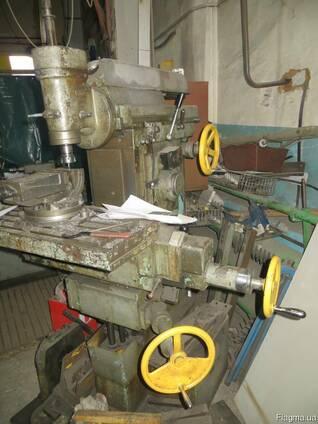 Продам универсально-фрезерный станок 676, Иркутский.