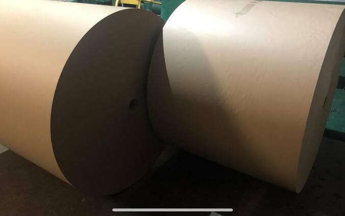 Продам упаковочную бумагу, крафт бумага в ролях