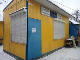 Продам утепленный торговый павильон 18м2 Золочев