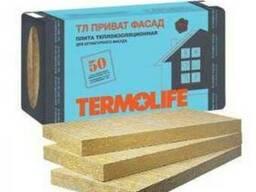 Базальтовый утеплитель ТЛ Приват Фасад 100 мм, 115 плотн
